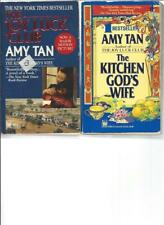 AMY TAN - THE JOY LUCK CLUB - A LOT OF 2 BOOKS