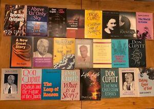 Don Cupitt Books Job Lot 20 + Books Paperback Christian Religion Alternative