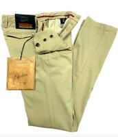 Sartoria Tramarossa ROBERT jeans - pantalone - Col. BEIGE 254 - NUOVO - SALDI