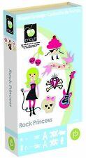 Cricut Cartridge - Rock Princess - Teenager, Guitars, Crowns, Girl Band