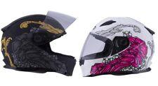 Gmax Womens FF-49 Yarrow Motorcycle Helmet All Colors XS-L