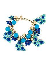 Kate Spade Mariposa Wasanabi Fleur Butterfly Bracelet NWT Emma Pillsbury Charm