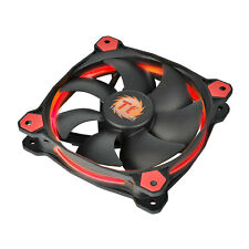 Thermaltake riing 14 Led Rojo - 14cm Anillo Rojo Led Pc Funda Fan - 51.15 Cfm