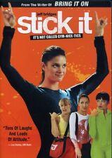 Stick It DVD, John Patrick Amedori, Kellan Lutz, Maddy Curley, Nikki SooHoo, Jul