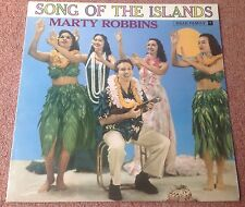MARTY ROBBINS LP SONG OF THE ISLAND BFX 15130 A1/B1 GERMANY N/MINT