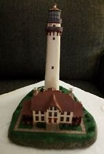Gross Point Lighthouse, Historic American Lighthouses, Danbury Mint Original