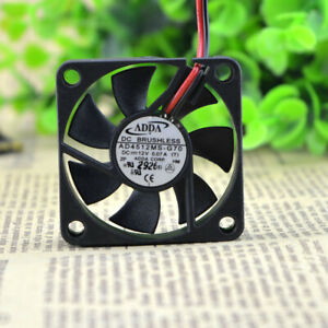 1pc ADDA AD4512MS-G70 4510 4.5CM 12V 0.07A Double Ball Cooling Fan