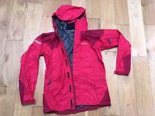 Berghaus Womens Waterproof GoreTex Jacket Red, Size 12