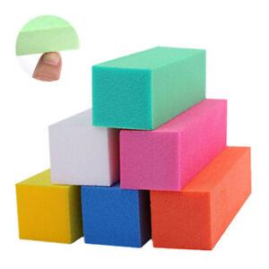 20x Buffing Sanding Buffer Block Files Acrylic Pedicure Manicure Nail Tip Suprew