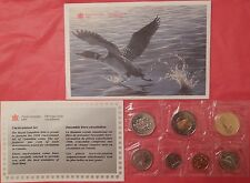1998 Canada Ottawa Proof Like Set Plus COA & Envelope