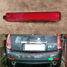 1x Rear Bumper Right Side Tail Light Reflector Cover For Cadillac SRX 2010-2016