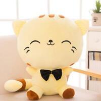 Cat Stuffed Animal Plush Soft Toys Doll Cushion Kid Birthday SS3