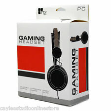TTX tech Stereo-Gaming-Headset-with Adjustable-Mic-Wired-Pc Headphone