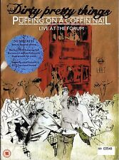 DIRTY PRETTY THINGS - Puffing On A Coffin Nail (Live At The Forum) DVD [2006]