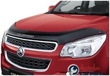 HOLDEN Colorado RG Smoked Bonnet Protector Genuine Tinted 2012-2016 accessories