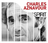 CHARLES AZNAVOUR - SPIRIT OF 4 CD NEW