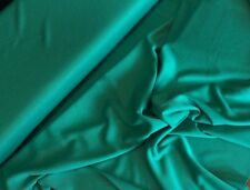"""GREEN JERSEY POLY KNIT-61"""" WIDE- BY THE YARD"""