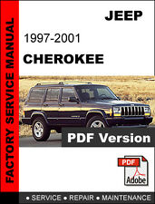 jeep vehicle repair manuals literature ebay rh ebay com 2000 jeep cherokee sport factory service manual 2000 jeep cherokee sport factory service manual