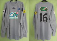 Maillot Adidas Coupe de France Gardien Porté #16 Credit Agricole Goal - XL
