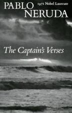 A New Directions paperbook: The captain's verses: (Los versos del capitn) by P