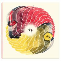 Mondo ANT-MAN AND THE WASP Split Colored Vinyl Soundtrack 2XLP Marvel Studios