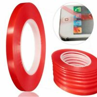 25M RED Adhesive Double Side Tape Strong Sticky For Cell Phone LCD Screen Repair