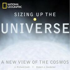 NEW Sizing Up The Universe Hardcover 120 Pics SEE MUST HAVE Universe Map 4pg