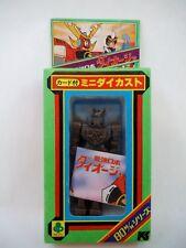 80's Clover Daioja Diecast Bronze Chogokin Godaikin Shogun Warrior Takatoku Mark