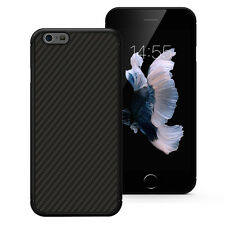 Nillkin Latest Style Synthetic Carbon Fiber Hard Soft Cover Case For iPhone 6 6S