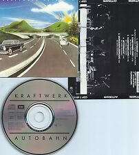 KRAFTWERK-AUTOBAHN-1974-CD-ENGLAND-EMI / ELECTROLA RECORDS CDP 7 46153 2-CD-MINT