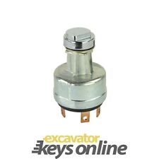 Takeuchi  Ignition Switch TB Series Part Number 1700100023