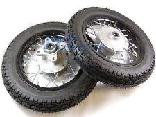 "12/"" FRONT RIM WHEEL HONDA XR50 CRF50 70cc 125cc DRUM BRAKE 12MM V WM17K"