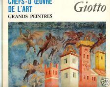 GIOTTO = Grands Peintres & Chefs-d'oeuvre de l'art + N° 56