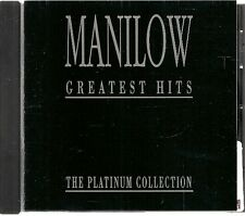 CD BEST OF 19 TITRES--BARRY MANILOW--GREATEST HITS / THE BEAT & THE BALLADS