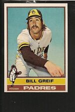 1976 Topps # 184 Bill Greif NM-MT