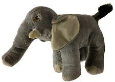 "2015 Kohls Cares Nancy Tillman Collection Grey Elephant Plush 14"""