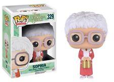 Funko Pop TV - The Golden Girls: Sophia Vinyl Action Figure Collectible Toy 9122