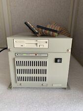 Advantech PLC LPC-6806-SBP-15Z Pentium MMX 233 Mhz Computer MS-DOS PC
