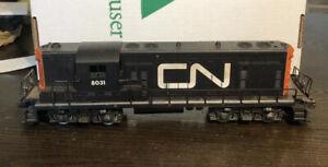Vintage 8031 CN Lionel Diesel Engine Dummy Black Orange