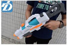 2 Ports Super Water Blaster Soaker Summer Blaster High Power Pump Outdoor Kids