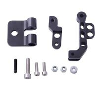 CNC BLACK ALLOY MONITOR MOUNTING BRACKET FOR DJI CONTROLLERS
