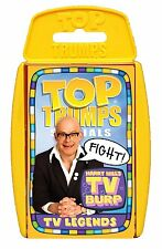 Top Trumps - Harry Hill's TV Burp TV Legends