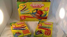 Crayon Carver New Motorized Customization Includes 2 bonus carver packs