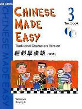 Chinese Made Easy Textbook 3-ExLibrary