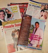 Eduardo Santamarina recortes de revistas Serbia