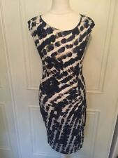 Viscose Wiggle, Pencil Party Spotted Dresses for Women