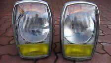 Mercedes W114/W115 220 280 E CE Coupe HELLA Euro Halogen Headlights H3 Foglights