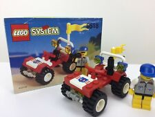 LEGO SYSTEM ville 6518 Baja Buggy avec instructions