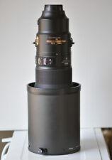 Nikon AF-S 500mm f4E FL ED VR inc Case etc - Latest version