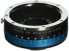 Fotodiox Pro Lens Adapter w/ iris Canon EF (Not EF-s) to Fuji X-Mount XT-1 etc.